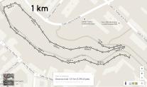 1 km mini